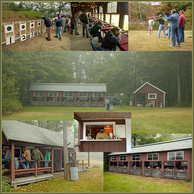 Boothbay Fish & Game Shooting Range