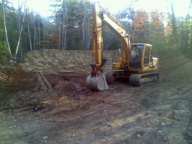Building the Berm